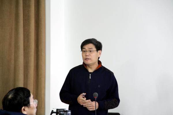 北京大学地球与空间科学学院(地空学院)张进江副院长报告